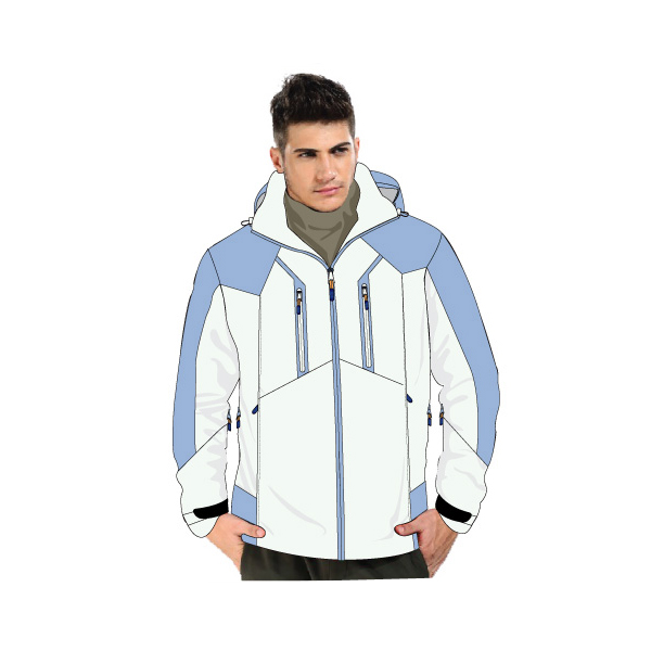China snow jacket