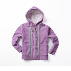 Girls Polar Fleece Jacket