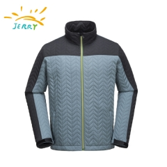 Polyester Softshell Jacket